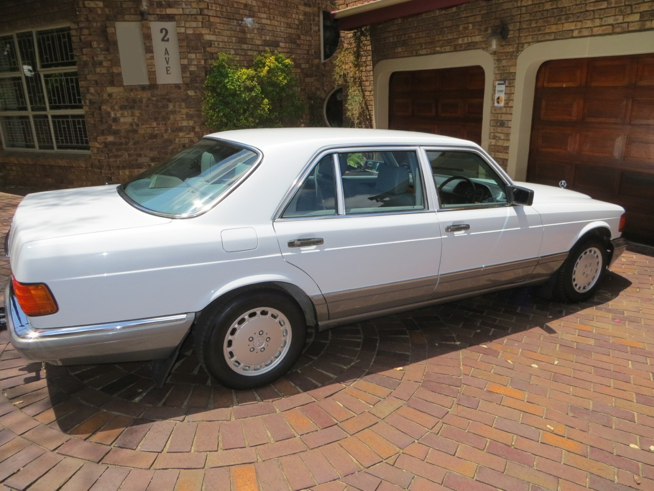 1990 mercedes benz 560sel w126 for Mercedes benz 560sel